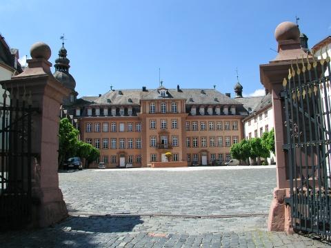Ansicht Schloss Berleburg